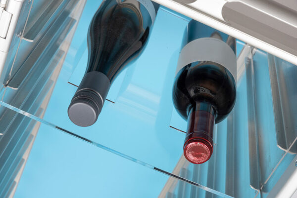 Flaschenhalterung Winebar Trolley