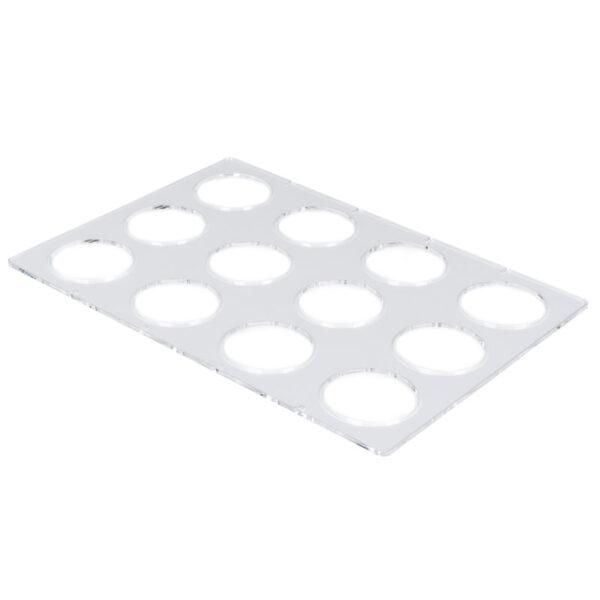 Glashalterung Schublade